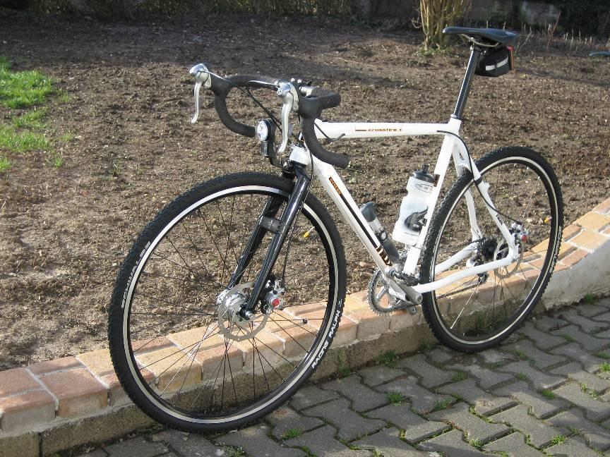 Rennrad reifen cyclocross